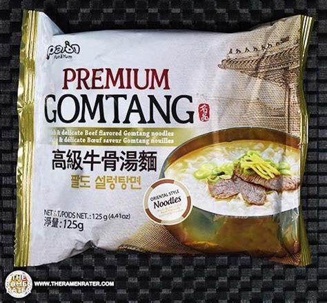 bahasa korea cua 2561 paldo premium gomtang the ramen rater