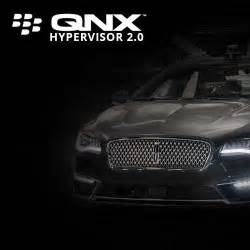Connected Car Qnx Varindia Blackberry Connected Car Secure Through