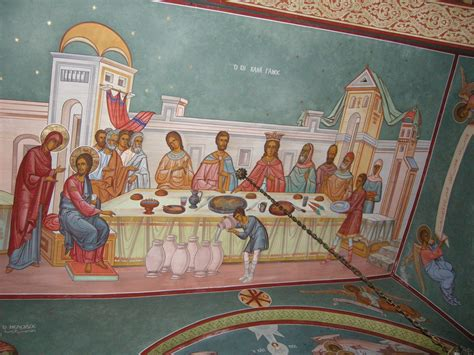 Wedding At Cana Text by File Wedding Feast At Cana Patriarch Of