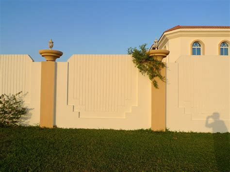boundary wall design house boundary wall design studio design gallery best design