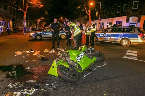 Motorradtouren Hannover by Motorradfahrer Stirbt Bei Unfall In Der S 252 Dstadt Haz