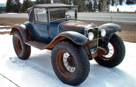 Vintage 1930 Model A Ford special delivery 1930 ford model a