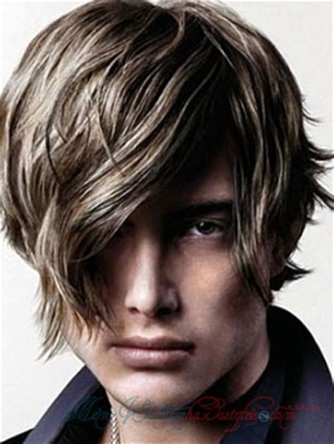 mens short in back long in front hairstyles 126 best rad men s cuts images on pinterest hairstyles