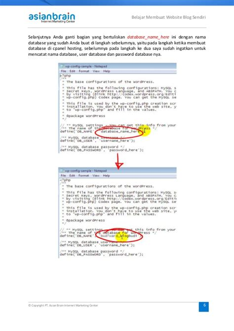 cara membuat web php dengan notepad cara membuat web blog