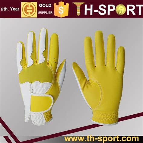 colored golf gloves colored golf glove suppliers manufacturers customized