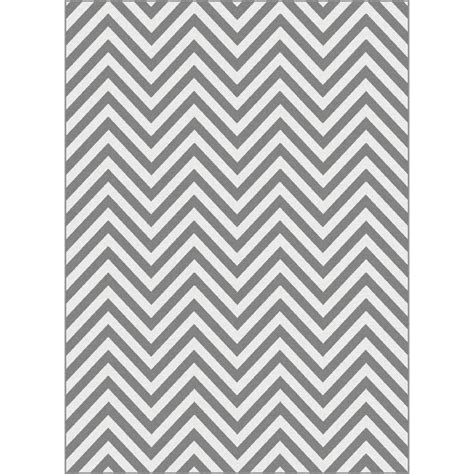 gray chevron rug 8x10 tayse rugs metro gray 7 ft 10 in x 10 ft 3 in contemporary area rug 1019 gray 8x10 the