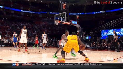 nba wallpaper gif kyrie irving destroyed brandon knight with this killer