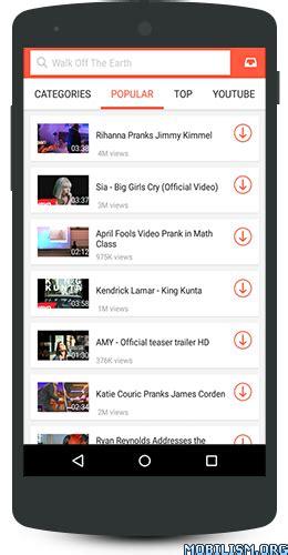download mp3 da youtube su android scaricare mp3 da youtube android con snaptube