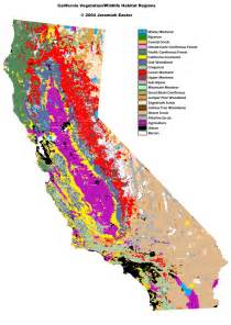 communities and habitats california environment