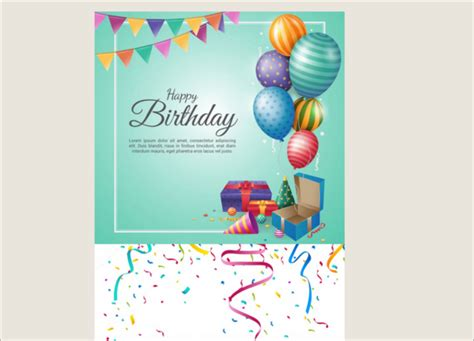 15 Happy Birthday Email Templates Free Premium Designs Happy Birthday Email Template