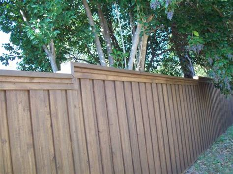 durable wooden fence material fences