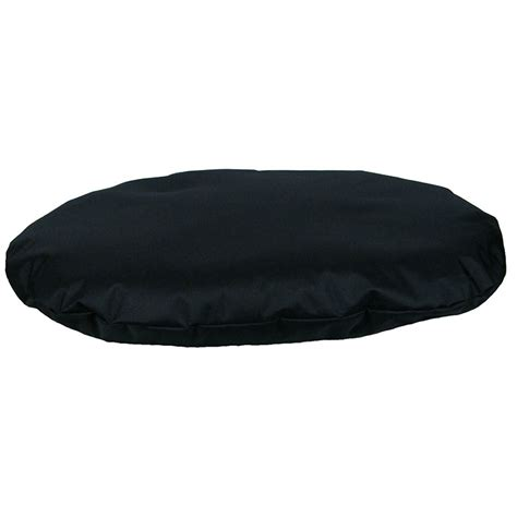 heavy duty dog beds p l heavy duty waterproof oval dog bed cushion medium