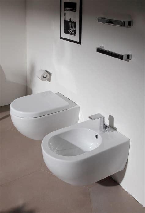 Bidet En Wc Sospeso by App Wc Toilets From Ceramica Flaminia Architonic