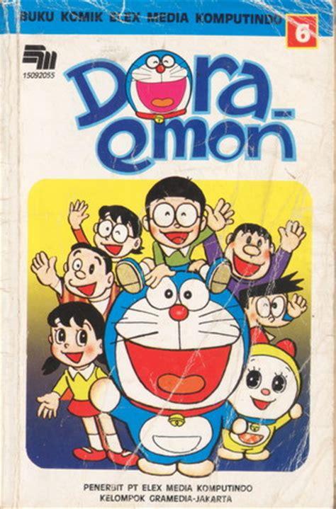 doraemon buku ke 6 by fujiko f fujio