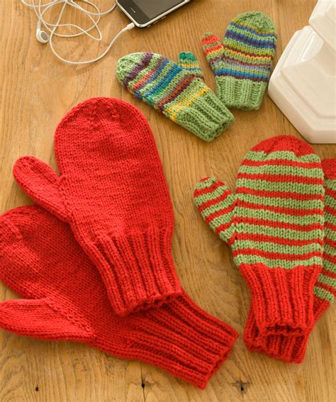 knitting patterns free baby toddler mittens free knitting pattern for baby