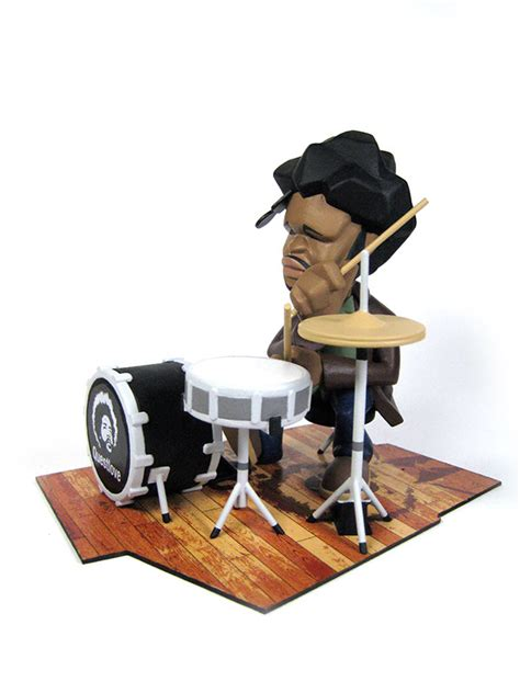 Creative Quest By Questlove Instagram Questlove Bobblehead Figure On Design Served