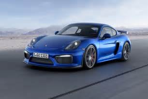 Porsche Gt4s Geneva 2015 Porsche Cayman Gt4 Revealed Ahead Of Show Debut