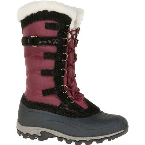 s kamik boots kamik snowvalley winter boot s ebay