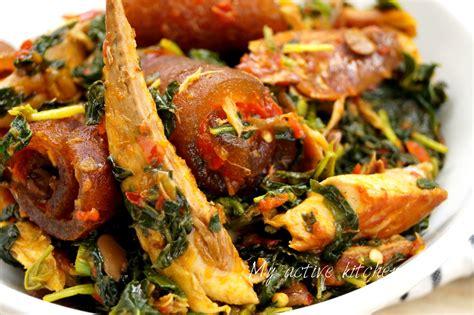 efo riro recipe sisiyemmie nigerian food lifestyle blog efo riro african recipes