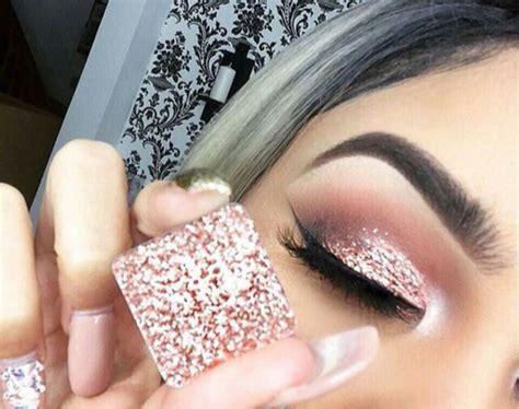 Eyeshadow Wardah Gold gold pressed glitter eyeshadow best eyeshadow 2017