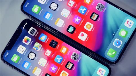 iphone xs xs max et xr on a pris en les nouveaux smartphones d apple
