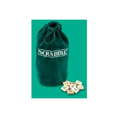 bag of scrabble letters scrabble tile bag deluxe only 163 4 99 from toymonkey