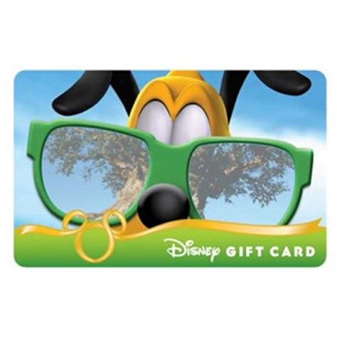 Card Kingdom Gift Card - your wdw store disney collectible gift card sunglass series pluto animal kingdom