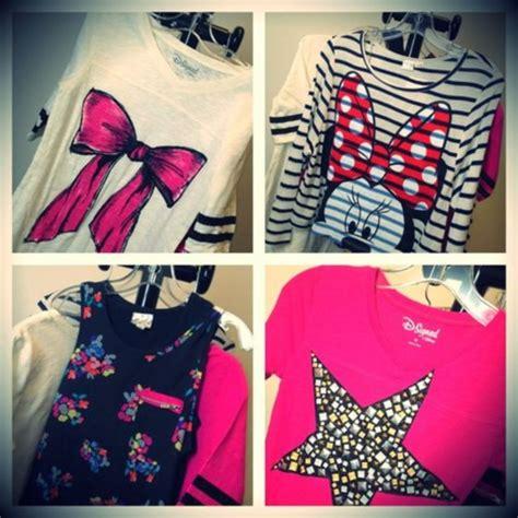 Blouse Minnie Mouse blouse bow t shirt minnie mouse wheretoget