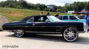 Donk Chevrolet Whipaddict Donkmaster S 71 Chevy Caprice Vert Z06 Donk