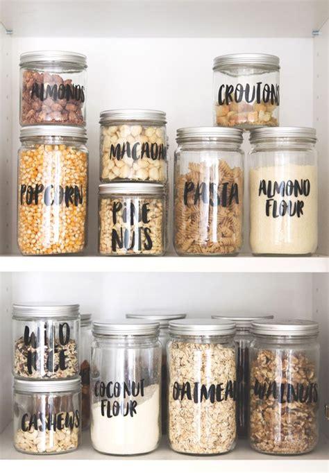 labels   pantry kitchen labels