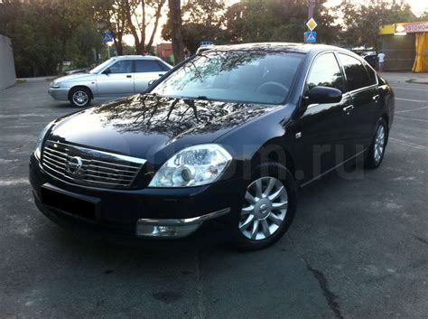 teana nissan price nissan teana 2006 reviews prices ratings with various