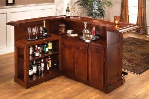 Home Bar Furniture With Sink Portable Bar At Home Home Bar Design