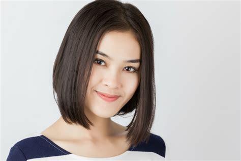 model rambut pendek cantik untuk wanita gemuk terlihat kurus 3 gaya rambut cantik untuk si rambut tipis beauty