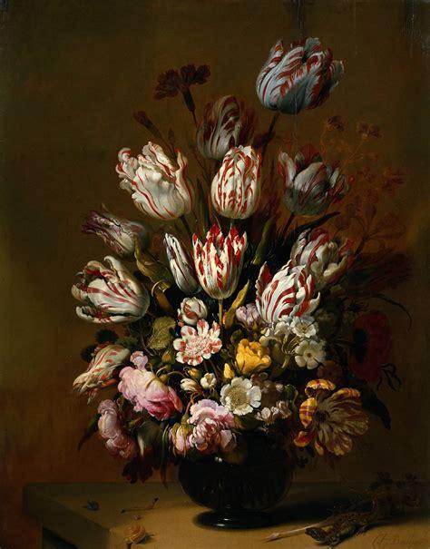 Vase Of Flowers Jan Davidsz De Heem Dosya Hans Bollongier Stilleven Met Bloemen Jpg Vikipedi