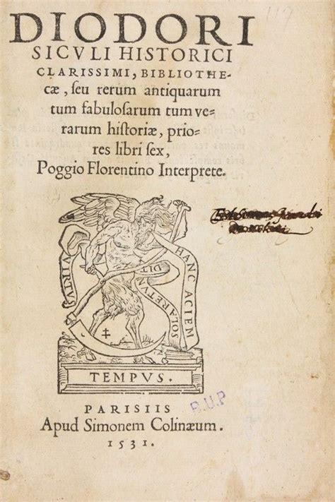 142123520x bibliotheque historique de diodore de les 107 meilleures images du tableau typography 1500 1600