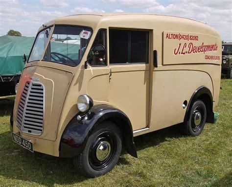 Vehicle Types In Uk by Morris J Type 1952 Uk Bread Sleds Vans Trucks