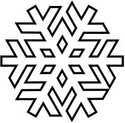 snowflakes coloring page barriee