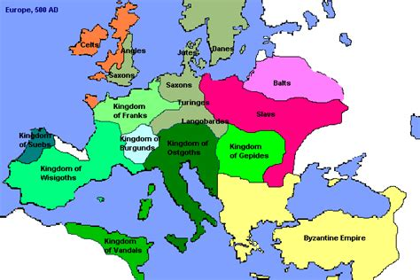 world map 500 ad indo european chronology the 6th period