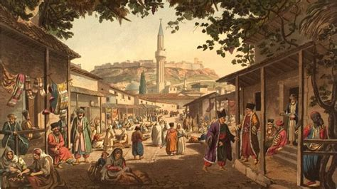 ottoman empire and greece exhibition the often neglected history of ottoman athens