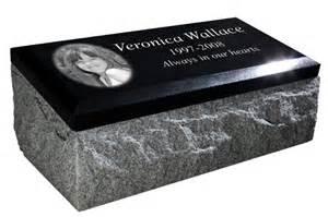 Pedestal Vases Cremation Memorials Atchison Monuments Amp Granite