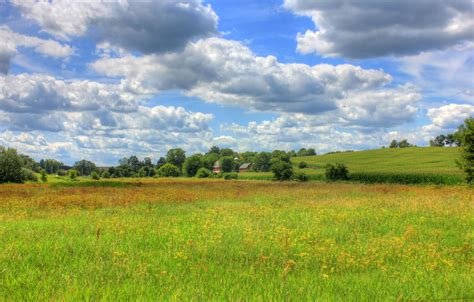Landscaper Il Free Stock Photo Of Landscape With Clouds On The