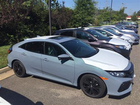 Sonic Honda Crv Grey 2017 honda civic hatchback x page 3 2017 2018 best