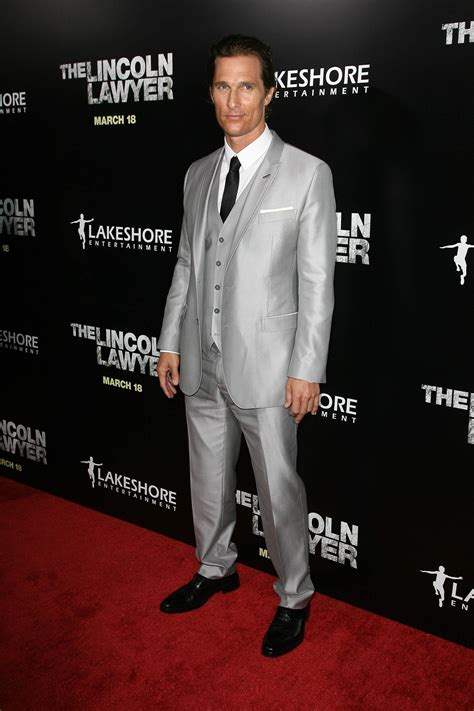 mcconaughey lincoln lawyer quot the lincoln lawyer quot los angeles screening