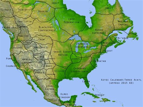 american map before colonization alternate history weekly update map monday a map where