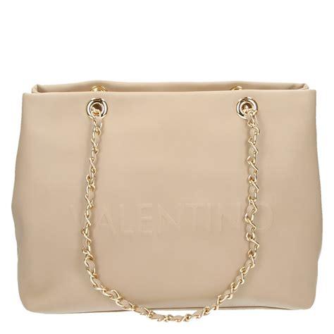 Valentino Tas valentino tassen schoudertassen beige