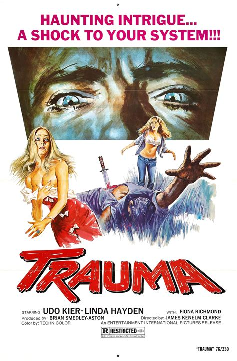 film it trama grindhouse posters