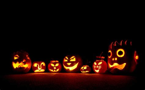 desktop themes halloween happy halloween desktop wallpapers wallpaper cave