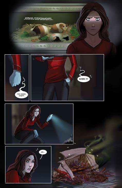 blood stain volume 3 comic preview blood stain vol 3 retrenders