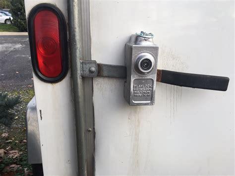 cargo door lever lock the equipment lock company