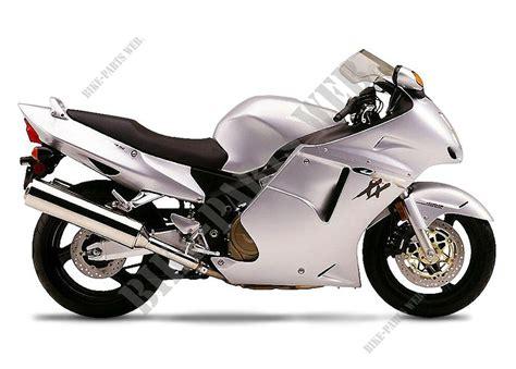 Cbr1100xx2 Sc35a Honda Motorcycle Cbr 1100 Super Blackbird